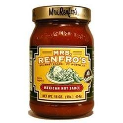 Mrs. Renfro's Mrs Renfro's Mexican Hot Sauce (6x6/16 Oz)