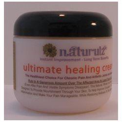 Ultimate Healing Cream Naturulz 4 oz Cream