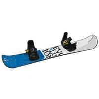 "Pelican Evolution Snowboard - Black (51"")"