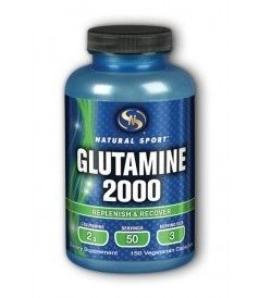 Sts Supplement Training Systems Glutamine 2000XP STS (Supplement Training Systems) 150 VCaps