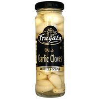 Fragata Whole Garlic Cloves, 2.5-Ounce Jars (Pack of 8)
