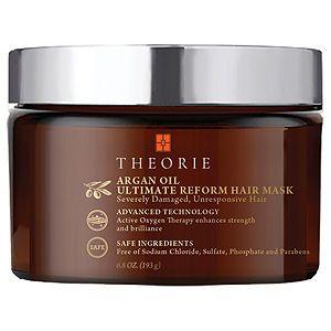 Theorie Argan Oil Ultimate Reform Hair Mask - 6.5 oz.