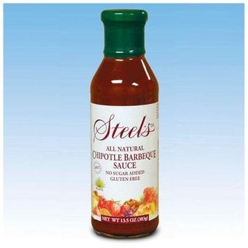 Steel's Gourmet Agave Chipotle Barbeque Sauce