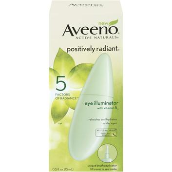 Aveeno® Positively Radiant Eye Illuminator with Vitamin B3