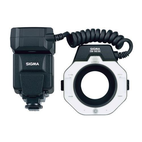 Sigma EM-140 DG Macro Flash - Sigma fit