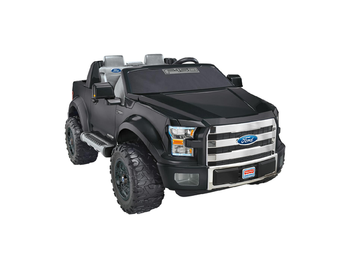 Mattel, Inc. Ford F-150 Black by Fisher-Price®