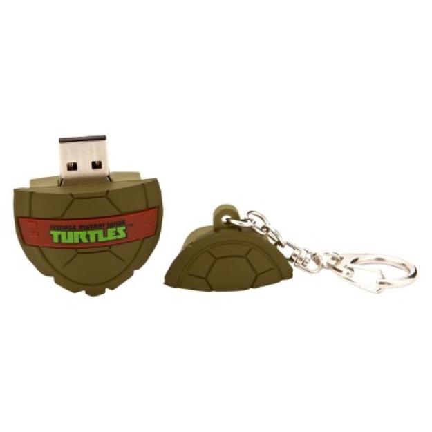 Sakar TMNT 8GB USB Flash Drive - Multicolor (18165-8-TA)