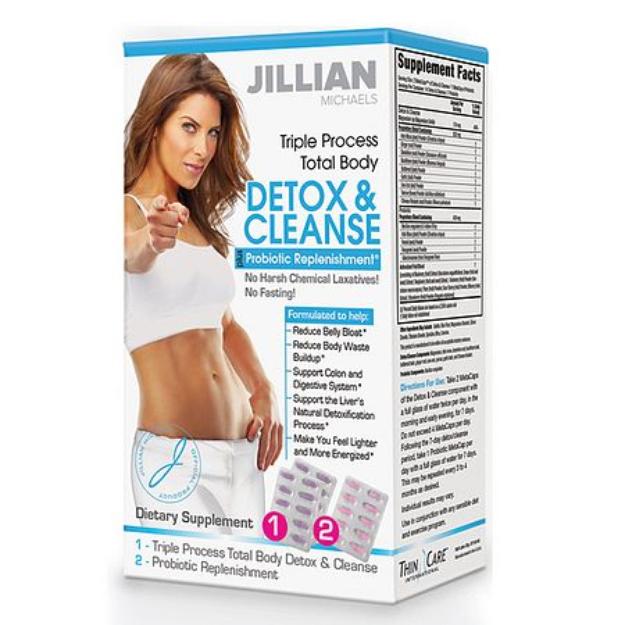 Jillian Michaels Thincare International Detox & Cleanse