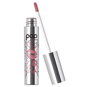 POP Beauty Permanent Pout Lip Paint, Pink Honey, .16 oz