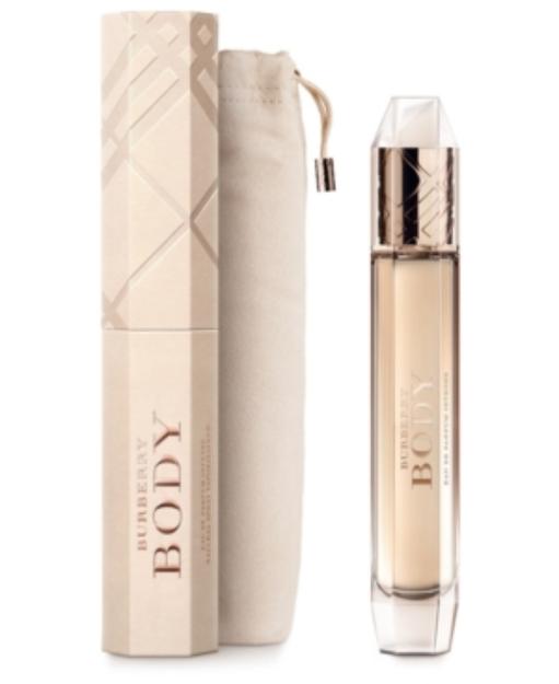 Burberry Body Intense Eau de Parfum Spray, 2.8 oz
