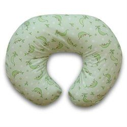 Boppy Bare Naked Pillow with Slipcover - Sweet Pea
