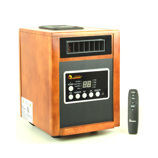 Dr. Heater Usa 1500W Elite Series Infrared Heater with Humidifier and Oscillation Fan
