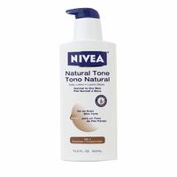 NIVEA Body Natural Tone Body Lotion SPF 4