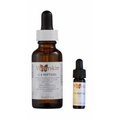 Vivierskin® C E Peptides 1 oz + travel trial size Vivierskin® C E Peptides