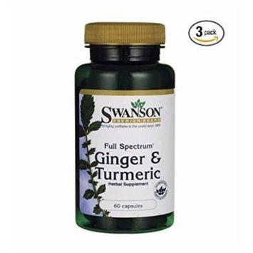 Full Spectrum Ginger & Turmeric (pack of 3)