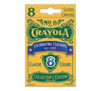 Crayola 8 ct. Vintage Crayons