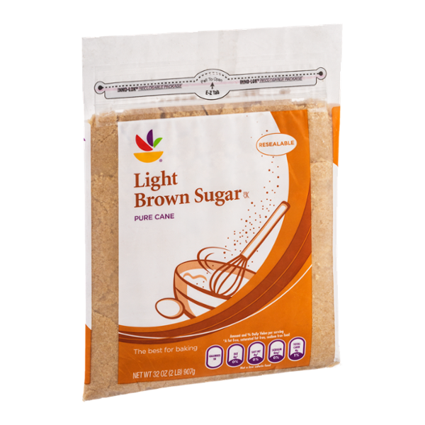 Ahold Light Brown Sugar