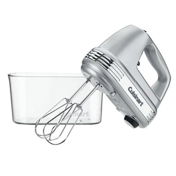Cuisinart HM-90BCS Power Advantage PLUS 9-Speed Hand Mixer w/ Storage Case + Coo