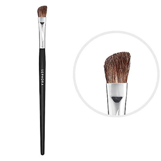 SEPHORA COLLECTION Pro Angled Shadow Brush #13