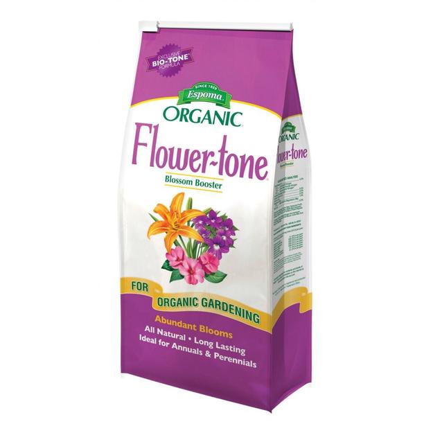 Espoma Flower-tone Plant Food, 4lb