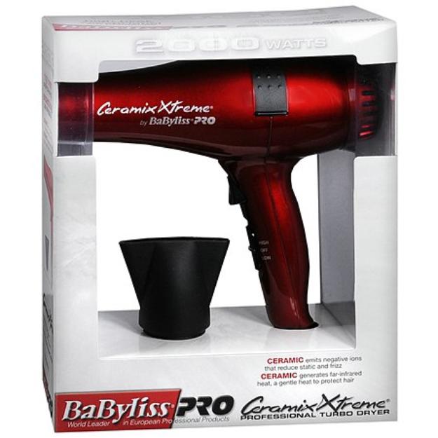 BaByliss Pro Ceramix Xtreme Professional Turbo Dryer