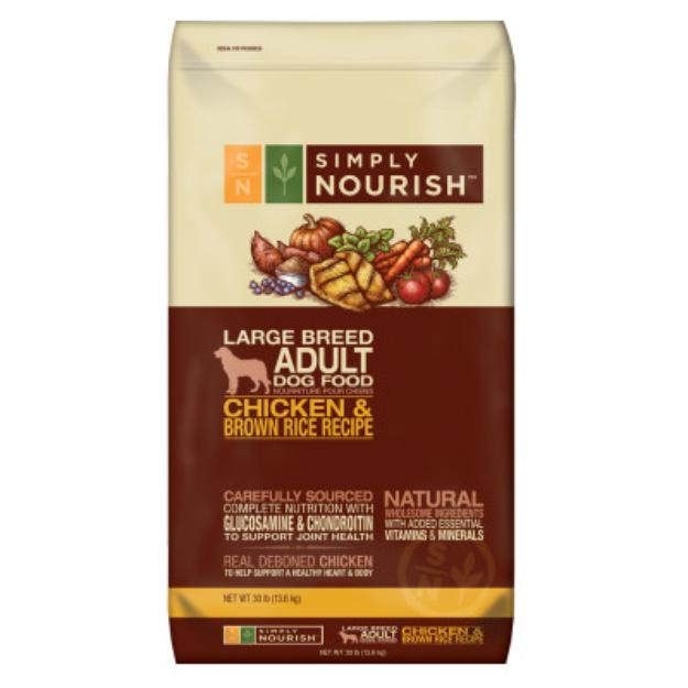 Simply NourishA Large Breed Adult Dog Food
