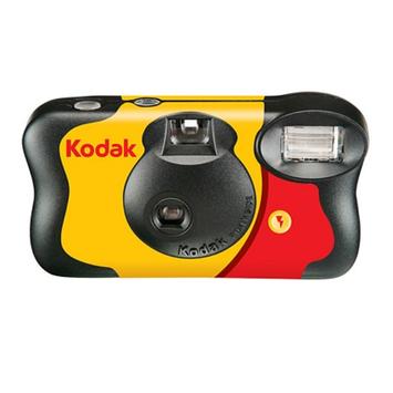 Kodak Fun Saver 35mm Single-Use Camera with Flash