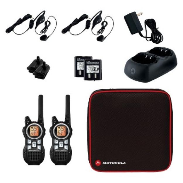 Motorola MR350RPP Two Way Radio Walkie Talkie