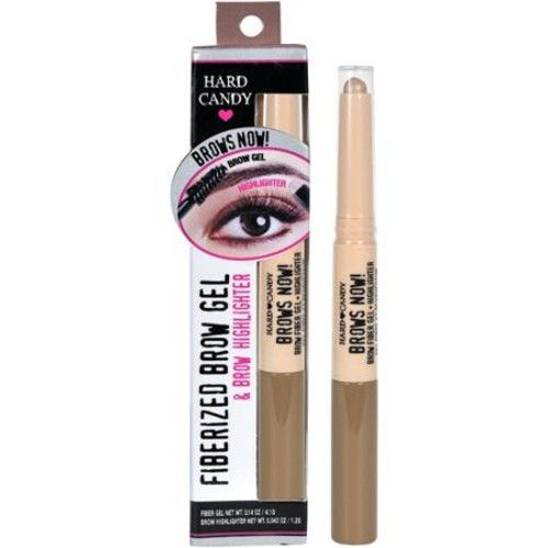 Hard Candy Brows Now! Fiberized Brow Gel & Brow Highlighter