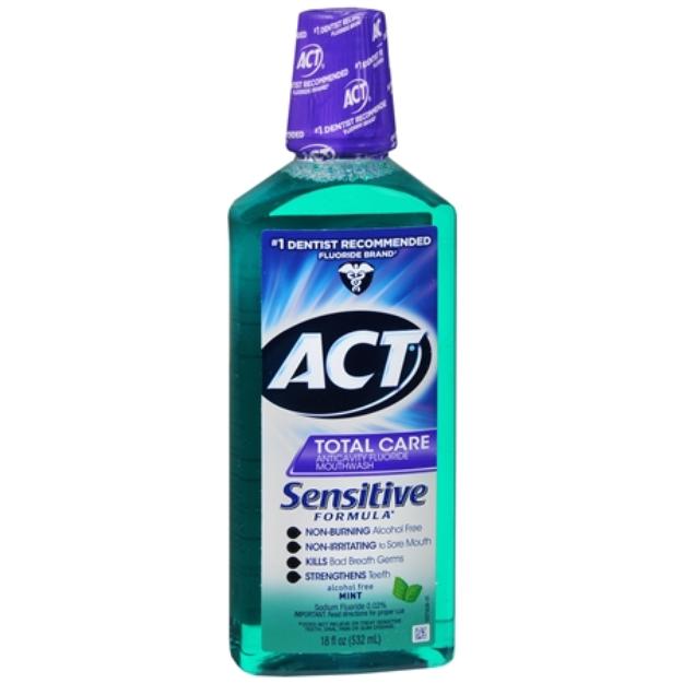 ACT® Total Care Sensitive - Mild Mint