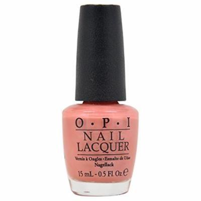 OPI Nail Lacquer, # NL J11 Suzi Sells Sushi by the Seashore, 0.5 Ounce