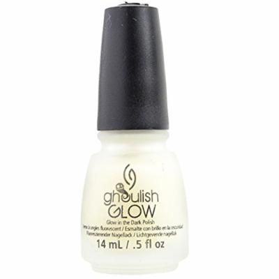 China Glaze Apocalypse of Color Lacquer, Ghoulish Glow, 0.5 Fluid Ounce