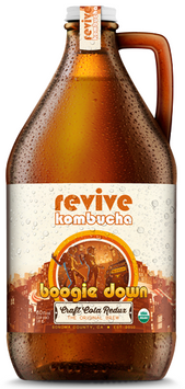 revive kombucha Boogie Down The Original Brew