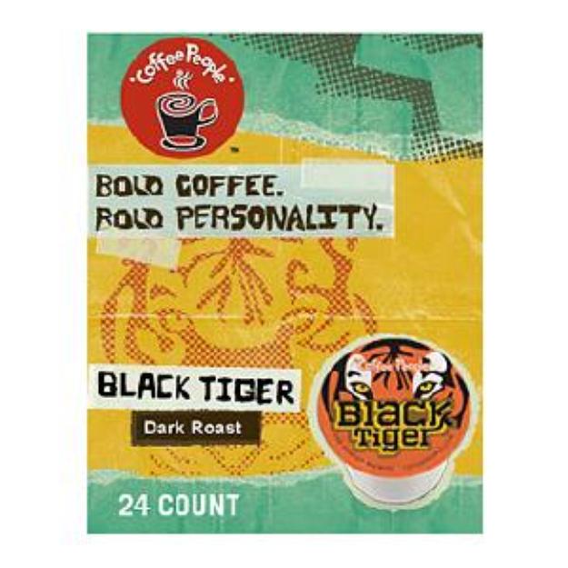 Coffee People Black Tiger Blend