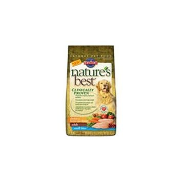 Hill's Science Diet  Hill's Science Diet Nature's Best Adult Chicken & Brown Rice Dinner Small Bites Dry Dog Food - 11-Pound Bag