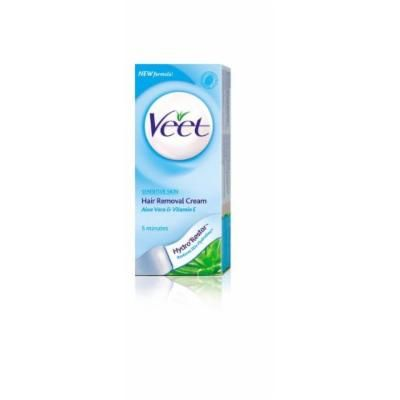 Veet Naturals Hair Removal Cream, Sensitive Skin - 60 g