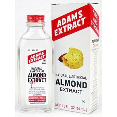 Adams Extract ~ 1.5 oz bottle (Almond)