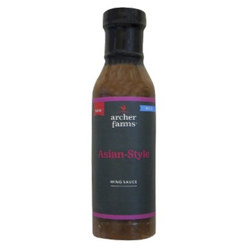Archer Farms Asian-Style Wing Sauce 13oz