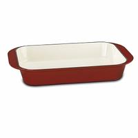 """Cuisinart CI1136-24CR 14"""""""" Roasting/ Lasagna Pan"""