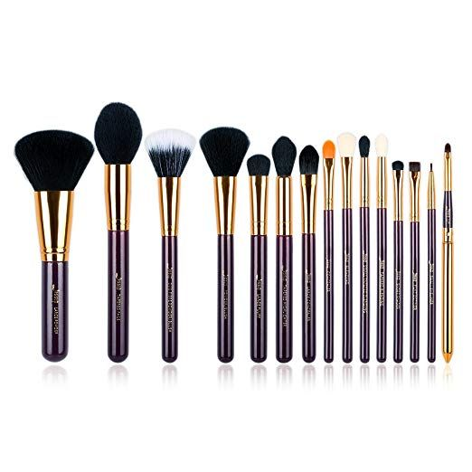 Jessup Pro Makeup Brushes Set