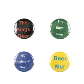 Il Bere C-FYM-H Wine and Drink Charms Mens Collection - The Royal Beer