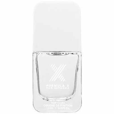 Nail Polish Base Coat Formula X for Sephora 0.4 Oz