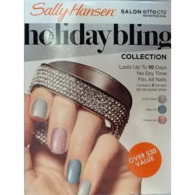 Sally Hansen® Salon Effects Holiday Bling Nail Polish Strips