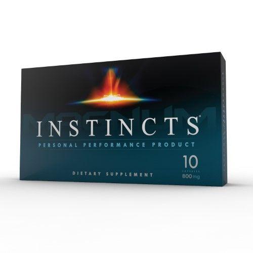 Magnum Nutraceuticals INSTINCTS