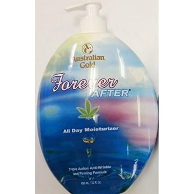 Australian Gold Forever After Daily Moisturizer After Tan Tanning Lotion 22 Oz. Bottle