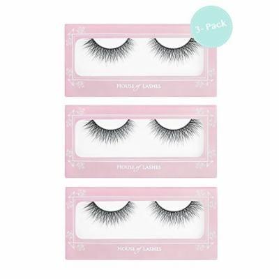 House of Lashes , Pixie LuxeTM False Eyelashes 3 Combo Pack , Premium Quality False Eyelashes for a Great Value, Cruelty Free , Eco Friendly