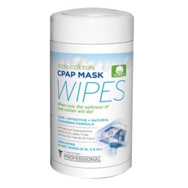 World of Wipes Professional CPAP Mask Wipes