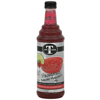 Mr Mrs T Strawberry Daiquiri Margarita Mix Reviews 2021