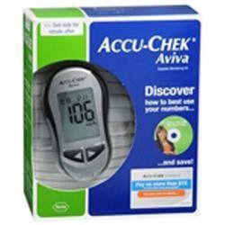 Accu-check Accu-Chek Aviva Plus Diabetes Monitoring Kit