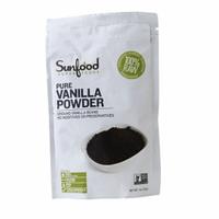 Sunfood Superfoods Vanilla Bean Powder